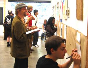 lf TA student show 2007
